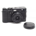 FUJIFILM X100T BLACK DIGITAL CAMERA BODY USA NEW
